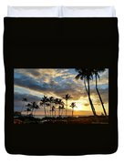 Peaceful Dreams Hawaii Duvet Cover