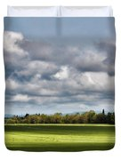 Peaceful Morning - Hdr Duvet Cover
