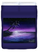 Peaceful Night Duvet Cover