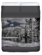 Peaceful Pond Duvet Cover