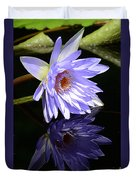 Peaceful Reflections Duvet Cover