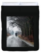 Peaceful Road Duvet Cover