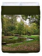 Peaceful Stream Duvet Cover
