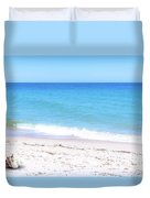 Peaceful Sunny Day Duvet Cover