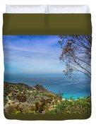 Peaceful World Duvet Cover