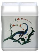 Peackok Duvet Cover