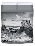 Peak Of Imagination Duvet Cover