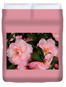 Peak Of Pink Perfection Duvet Cover