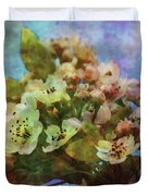 Pear Blossoms 8976 Idp_2 Duvet Cover
