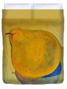 Pear Solo Two Duvet Cover