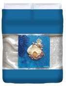 Pearl Of The North Sea Sylt No 1 Duvet Cover