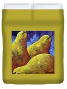 Pears For You Duvet Cover