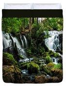 Pearsony Falls Duvet Cover