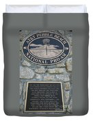 Pebble Beach National Pro-am I Duvet Cover