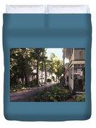 Peck Street Duvet Cover