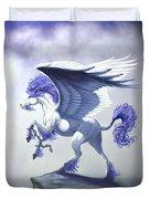 Pegasus Unchained Duvet Cover
