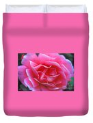 Peggy Lee Rose Bridal Pink Duvet Cover