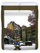 Peizazhna Alley Duvet Cover