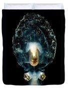 Pelagic Octopus Duvet Cover