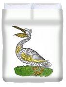 Pelican, 1560 Duvet Cover