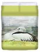 Pelican Art 0006 Duvet Cover
