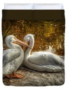 Pelican Bay  Duvet Cover