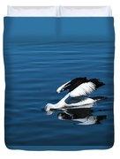 Pelican Fishing 666 Duvet Cover