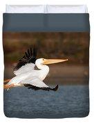 Pelican Lift Off Duvet Cover