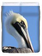 Pelican Soft Duvet Cover