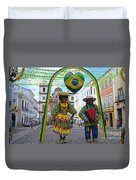 Pelourinho - Historic Center Of Salvador Bahia Duvet Cover