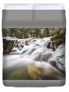 Pemi Cascades Duvet Cover