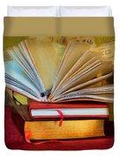 Pen To Paper Duvet Cover