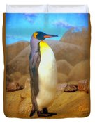 Penguin Duvet Cover