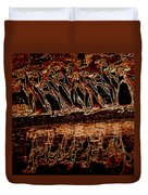 Penguin Reflections Duvet Cover
