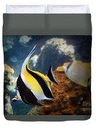 Pennant Coralfish Duvet Cover