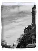 Pennsylvania Avenue Duvet Cover