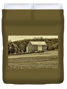 Pennsylvania Barn Duvet Cover