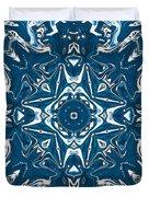Pennsylvania Dutch Kaleidoscope Duvet Cover