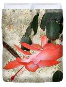 Penny Postcard Japonaise Duvet Cover