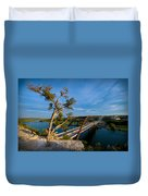 Pennybacker Bridge 2 Duvet Cover