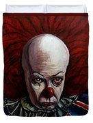 Pennywise 2 Duvet Cover