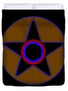 Pentagram Duvet Cover