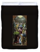 Pentecost Duvet Cover