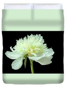 Peony Expression Of Tenderness Duvet Cover