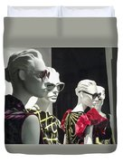 People - Mannequins Duvet Cover