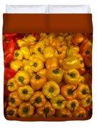 Pepper Colors Duvet Cover