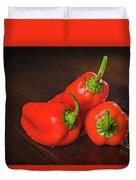Pepper Medley Duvet Cover