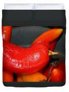 Peppers IIi Duvet Cover