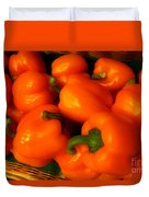 Peppers Plump And Pretty Duvet Cover