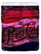 Pepsi Cola 1a Duvet Cover